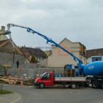 04 - betonáž Setop přípojky kanalizace bytový dům rodinný dům projekty voda kanál instalatér Brno hotová přípojka kopie