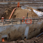 3_Montáž kanalizace KG dům Brno Jundrov