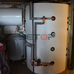Akumulační nádoba kotel Atmos