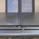 Solární systém Buderus s kondenzačním kotlem GB 172 a kolek. SKN1