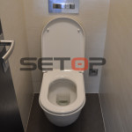moderni koupelna WC Geberit TECE