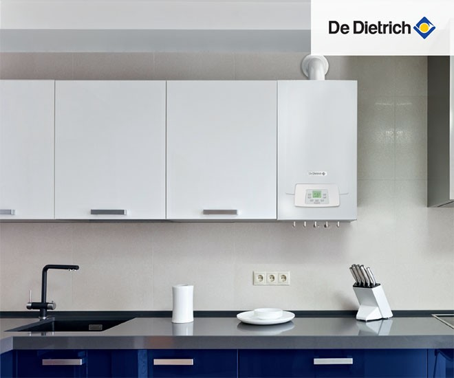 Kondenzační kotle DeDietrich MPX COMPACT